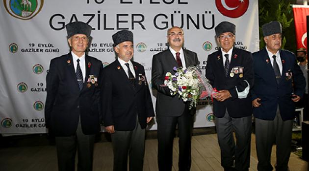 19 Eylül Gaziler Günü, İzmir'de Çeşitli Etkinliklerle Kutlandı