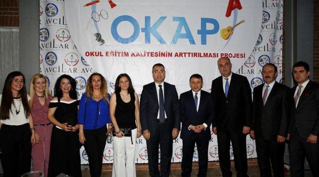 Bayraklı OKAP Projesi Ödül Töreni Gerçekleştirildi