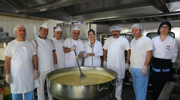 Buca Belediyesi yemekhanesine kalite ödülü aldı…