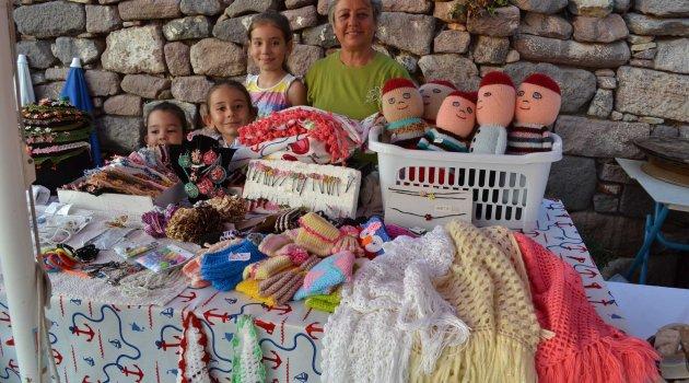 Çeşme'de 4. Ildırı Kültür ve Sanat Festivali
