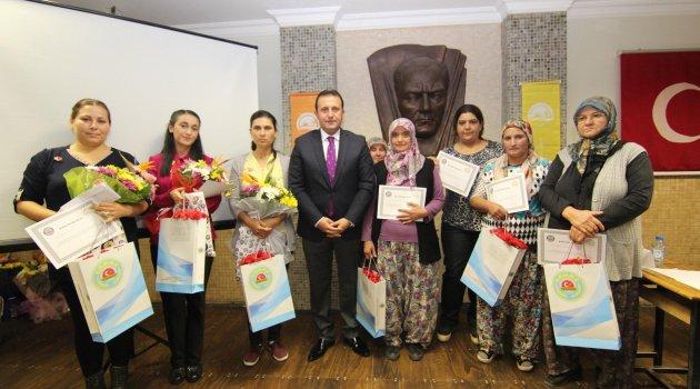 Çiftçi Kadınlar Günü Menderes'te Kutlandı