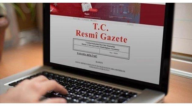 İzmir'de 9 ilçeye yeni kaymakam! Resmi Gazete'de yayımlandı