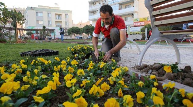 Karşıyaka'da öğretmenler parkı…