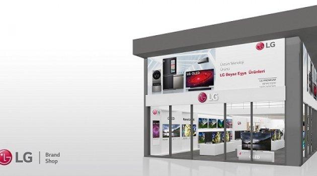 LG, Akdeniz Bölgesi'nin En Büyük LG Mağazasını Antalya'da Açtı