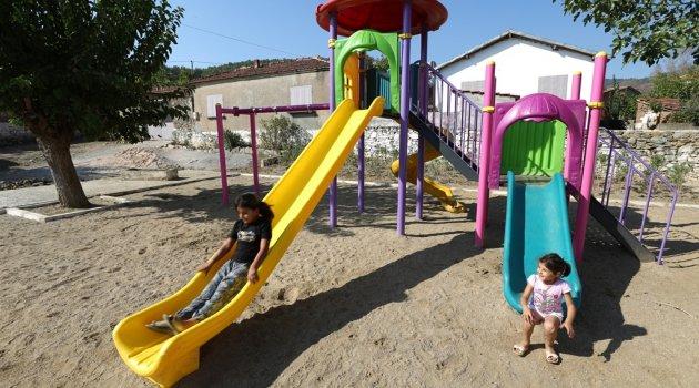 Selçuk Belediyesi park ve yeşil alana önem veriyor