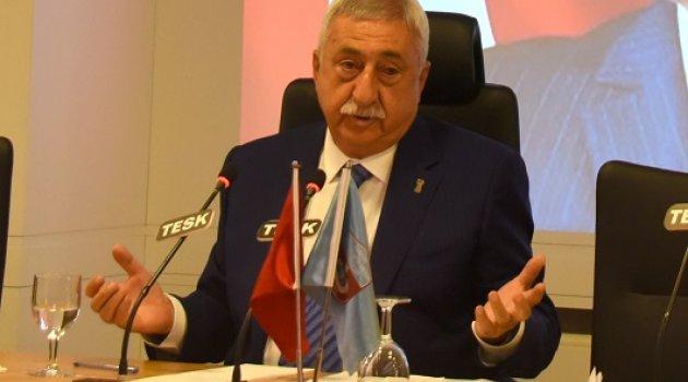 """""""SERVİSLERE ÖZEL DESTEK YAPILMALI"""""""