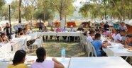 Zeynel Bakıcı SELENDER'in Engelsiz Kampında ailelerle buluştu