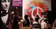 """Gaziemir'de """"Barış Festivali"""" düzenlendi…"""
