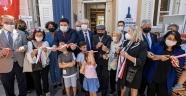 Başkan Soyer Buca'da Işılay Saygın Kütüphanesi'ni açtı