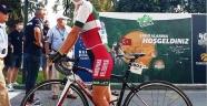 Bisiklet sporcusu kaza kurbanı