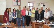 Yunanistan'dan Urla'ya ziyaret