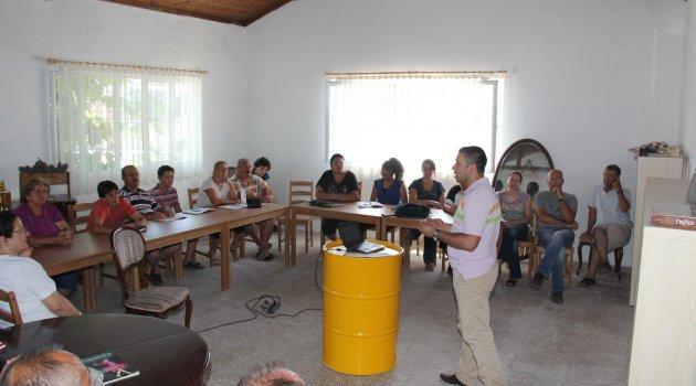 Urla'nın köyleri kırsal turizm ile canlanacak
