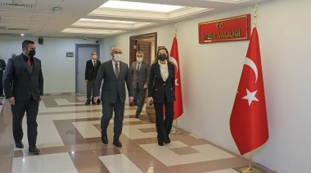 """Yavuz Selim Köşger''Türkiye Afet Eğitim Seferberliği"""" başlatıldı"""